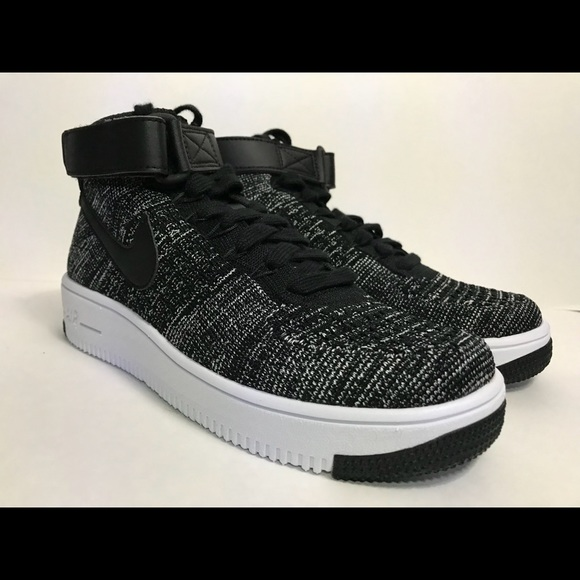 1b60f62d1838 Nike Air Force 1 Ultra Flyknit Mid GS Size 5Y kids